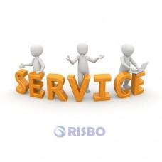 Risbo Service Fee